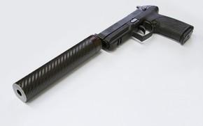 Картинка Пистолет, Глушитель, Новый пистолетный комплекс «Удав»
