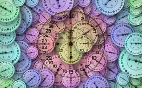 Картинка время, стрелки, циферблат, секундомер