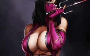 Картинка Mortal Kombat, Mileena, by dandonfuga