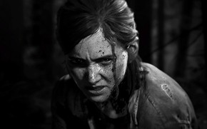 Картинка Naughty Dog, Ellie, PS4, The Last of US Part II