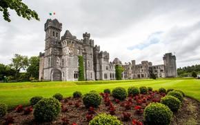 Картинка Ireland, Ирландия, Ashford Castle, in Mayo, замок