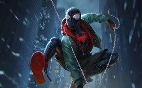 Картинка Рисунок, Паутина, Костюм, Арт, Art, Человек-паук, Marvel Comics, Comics, MARVEL, Spider-Man, Fan Art, Spider Man, …