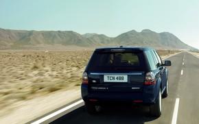 Картинка Land Rover, 2012, кроссовер, Freelander, SUV, HSE, Freelander 2, LR2