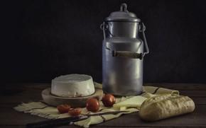 Картинка еда, сыр, хлеб
