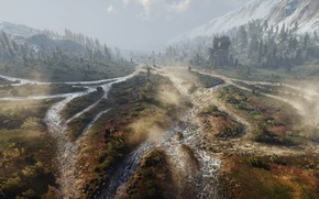 Картинка The Witcher, The Witcher 3: Wild Hunt, Skellige