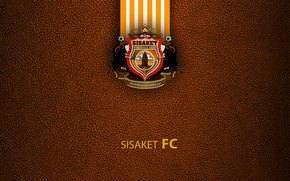 Картинка wallpaper, sport, logo, football, Sisaket