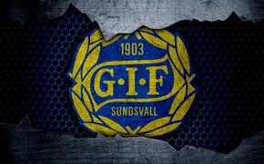 Картинка wallpaper, sport, logo, football, Sundsvall