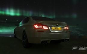 Картинка BMW, Car, 5er, Forza Horizon 4