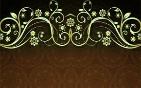 Картинка ремейк, узор, градиент, xellena