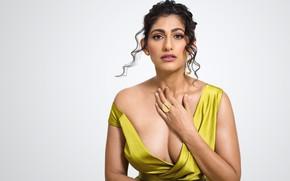 Картинка girl, beautiful, model, indian, actress, celebrity, bollywood, Kubra sait