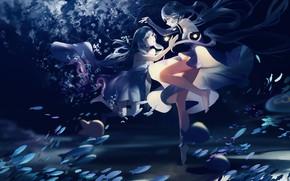 Картинка девушки, Hatsune Miku, Vocaloid, Вокалоид, Хатсуне Мику