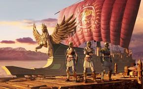 Картинка Ubisoft, Assassin's Creed, Odyssey, 2019, Assassin's Creed Odyssey