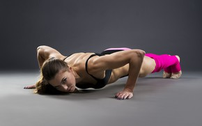 Картинка girl, workout, fitness