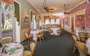 Картинка интерьер, ресторан, отель, помещение, Useppa Restaurant, Useppa Island