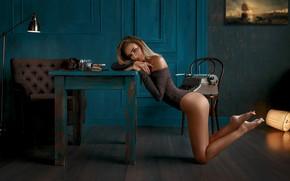 Картинка ножки, губки, Аня, Andrey Metelkov