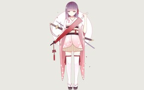 Картинка девушка, Судьба ночь схватки, Fate / Stay Night, Сакура Мато