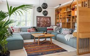Картинка комната, интерьер, гостиная, by Ofist, Kandilli House