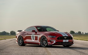 Картинка Mustang, Ford, 2018, Hennessey, Edition, Heritage, 808 HP