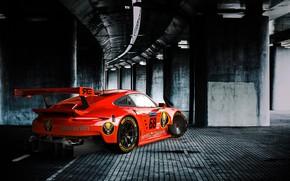 Картинка Авто, Porsche, Машина, Art, Рендеринг, Спорткар, Game Art, Transport & Vehicles, Benoit Fraylon, by Benoit …