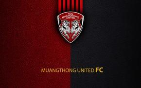 Картинка wallpaper, sport, logo, football, Muangthong United