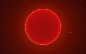 Картинка space, stars, sun