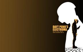 Картинка Музыка, Фон, Daft Punk, Thomas Bangalter, Дафт Панк, Маски, Bangalter, Guy Manuel de Homem Christo, …
