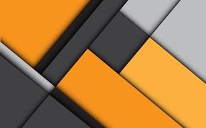 Картинка линии, желтый, абстракция, серый, фон, геометрия, background