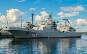Картинка корабль, десантный, Иван Грен