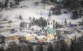 Картинка Italia, Cortina d'Ampezzo, Belluno - Veneto
