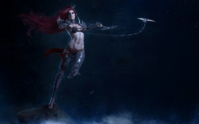 Картинка Вархаммер, Warhammer 40 000, dark eldar, drukhari, Лелит Гесперакс, Lelith Hesperax, друкари, темный эльдар