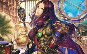 Обои девушка, аниме, Fate / Grand Order, Судьба великая кампания