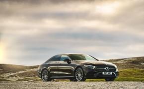 Картинка Mercedes-Benz, CLS, седан, AMG, 2018, 400d