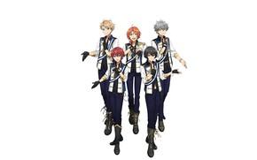 Картинка Knights, Ensemble Stars!, Official Art, Tsukinaga Leo, Sakuma Ritsu, Sena Izumi, Narukami Arashi, Suou Tsukasa, …
