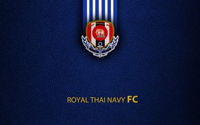 Картинка wallpaper, sport, logo, football, Royal Thai Navy