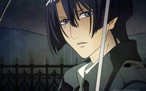 Картинка портрет, аниме, арт, парень, Uta no Prince-sama, Поющие принцы