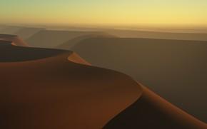 Картинка песок, природа, пустыня