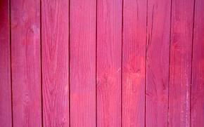 Картинка фон, дерево, розовый, доски, wood, pink, background, painted