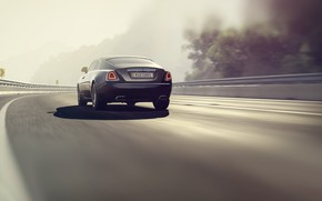 Картинка Авто, Rolls-Royce, Машина, Rolls Royce, Forza Horizon, Wraith, Rolls-Royce Wraith, Forza Horizon 3, Mikhail Sharov, …