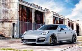Картинка Porsche, Panamera, Порше, Porsche Panamera, Порше Панамера