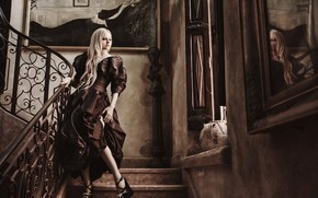Картинка певица, Avril Lavigne, Glamour 2018