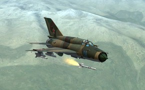 Картинка КБ МиГ, МиГ-21бис, Фронтовой истребитель