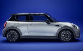 Картинка дизайн, Mini, concept, экстерьер, Мини, hatchback, electric car, Paul Smith, Mini Strip Concept