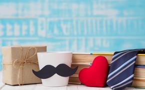 Картинка подарок, галстук, Праздник, 23 февраля