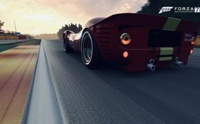 Картинка HDR, Ferrari, Game, Ferrari 330 P4, FM7, UHD, Forza Motorsport 7, Xbox One X, 330 …