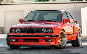 Картинка BMW, E30, Rocket Bunny, PANDEM, 325IS