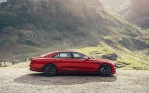 Картинка Bentley, Twin Turbo, Flying Spur, 2021