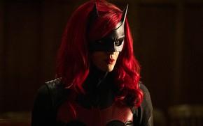 Картинка сериал, Batwoman, Бэтвумен, Ruby Rose, Руби Роуз