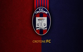 Картинка wallpaper, sport, logo, football, Crotone, Italian Seria A