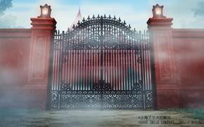Картинка туман, Touhou Project, Проект Восток, Scarlet Devil Mansion, Особняк Алой Дьяволицы