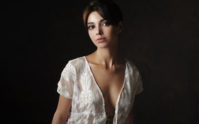 Картинка тату, декольте, блузка, Таня, Сергей Мартынов
